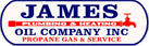 James Plumbing & Heating Company, Inc. in Bellows Falls, Vermont