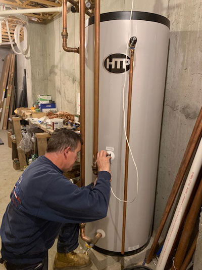 James Plumbing Heating Oil Company